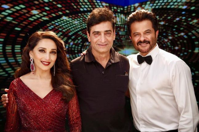Madhuri, Anil Kapoor reunite for 'Total Dhamaal'