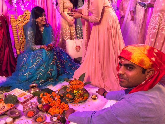 Lalu Yadav's son Tej Pratap engaged with Aishwarya Roy