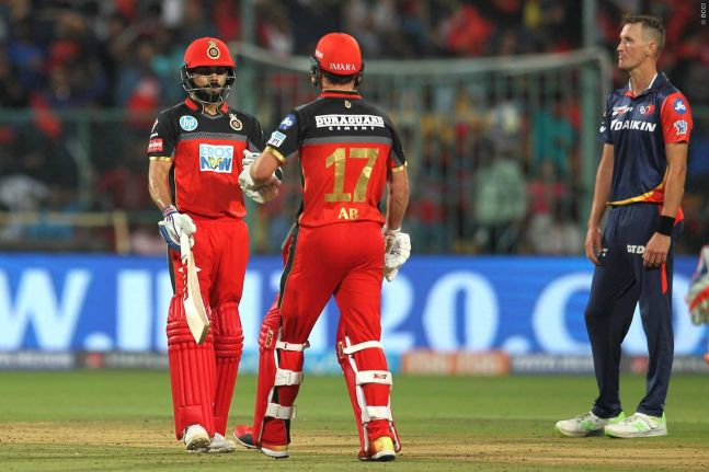 Kohli fined Rs 12 lakh for slow over-rate against CSK
