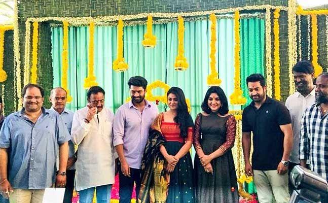 Kalyan Ram, Nivetha Thomas and Shalini Pandey to team up for #NKR16