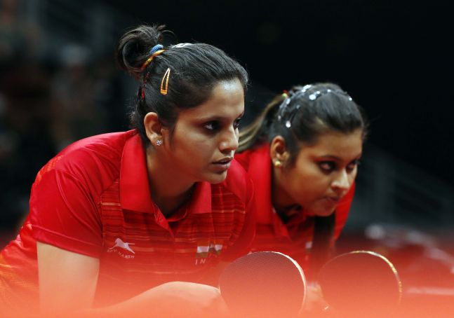 CWG: Manika-Mouma clinch silver in women's doubles TT