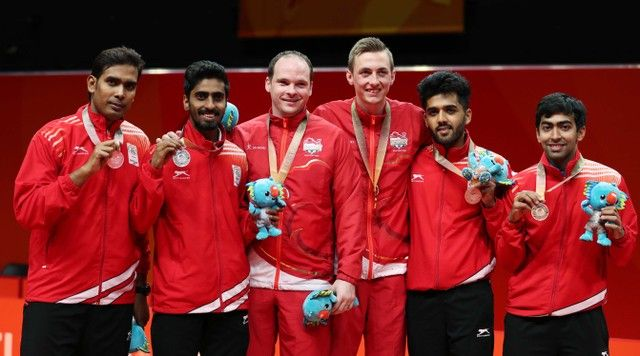 CWG 2018: Achanta Sharath clinches bronze medal in men's singles table tennis