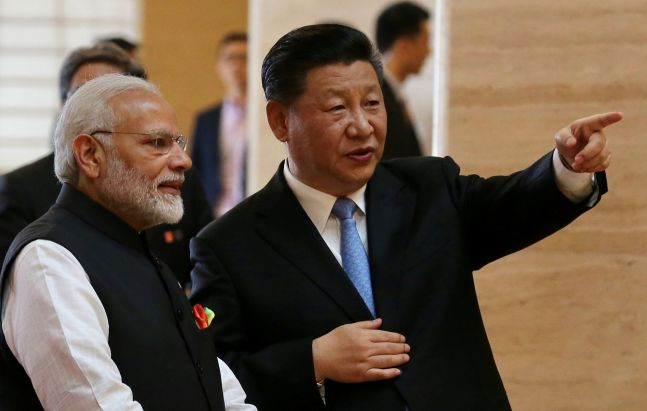 PM Modi heads back Delhi after wrapping up China visit