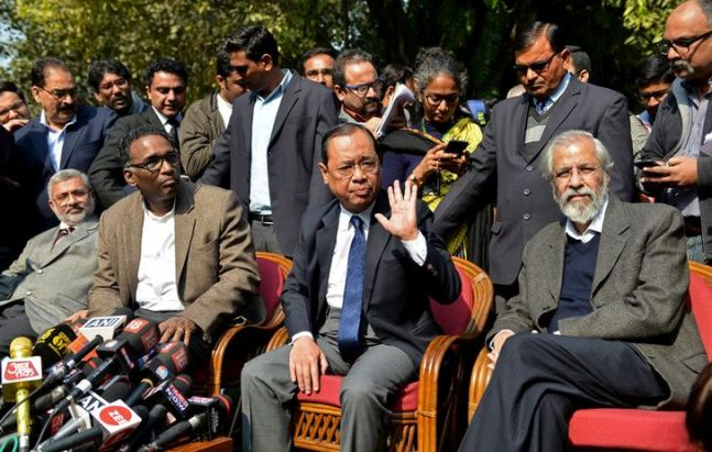 Disturbed by Politicians Making Allegations Against Judges, Says Supreme Court