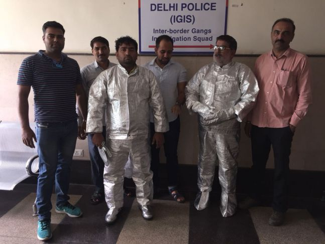 Delhi Crime Branch busts con artists who sold a non-existent device called Rice Puller