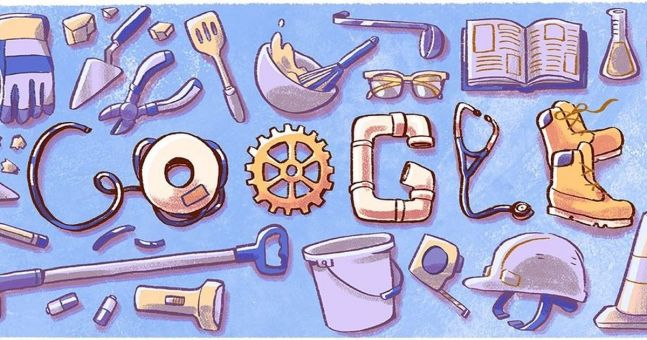 Google Doodle's way to celebrate International Labour Day is unique