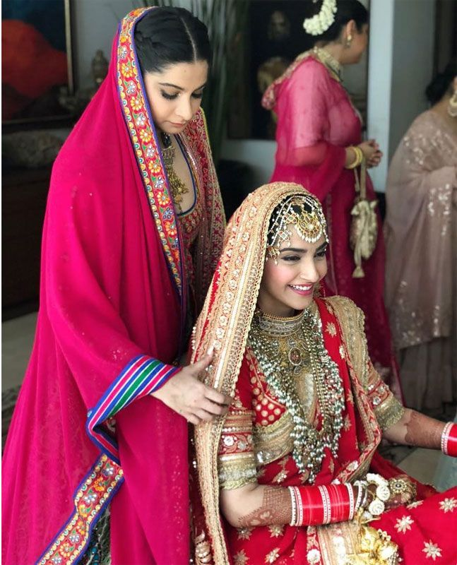 Sonam Kapoor Wedding.Sonam Kapoor And Anand Ahuja Are Married Now Meet The