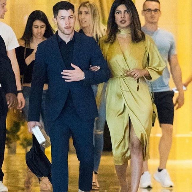 Priyanka Chopra Is Nick Jonas's Date To Cousin's Wedding