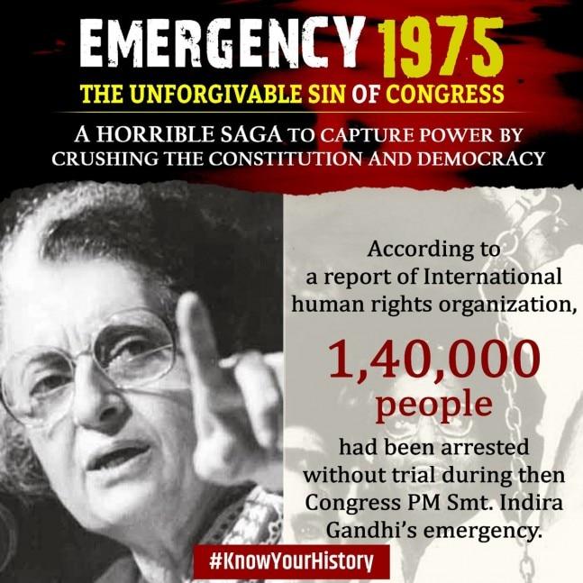 Did Indira Gandhi impose Emergency to escape economic crisis ...