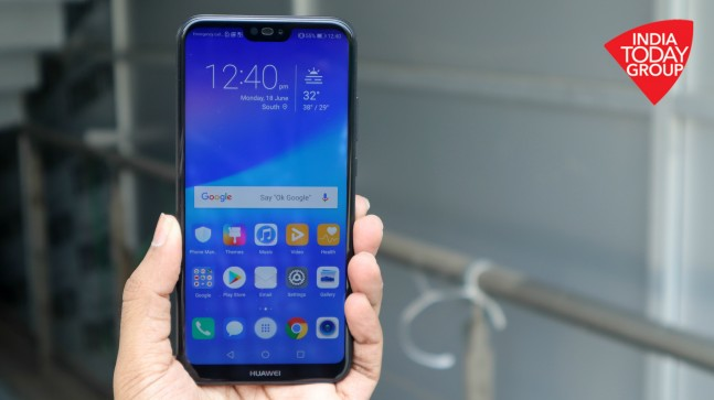 Huawei P20 Lite review: Attractive but a notch below competition