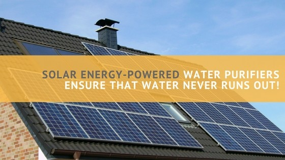 How Swajal's solar powered Water ATMs are solving India's