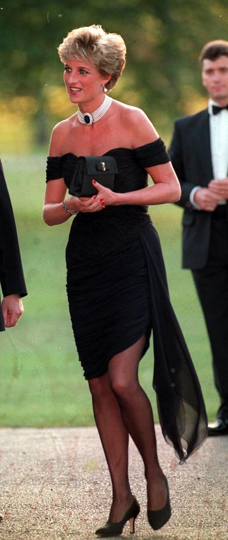 Did You Know Princess Diana Had A Revenge Dress