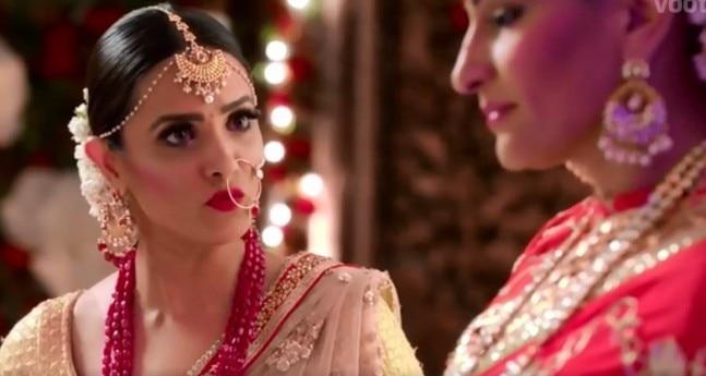 Naagin 3 written update: After Yuvi's death, Bela marries