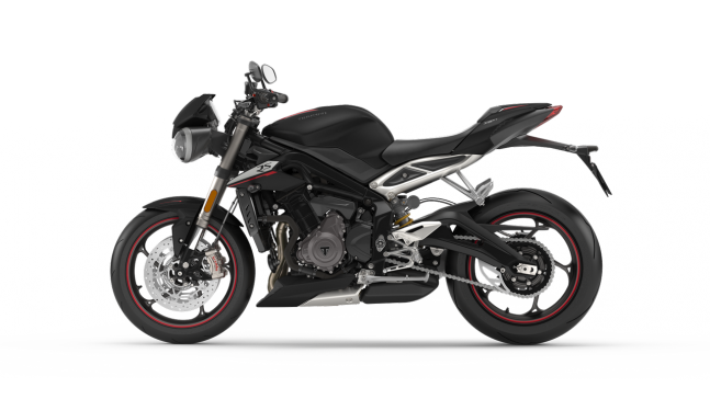 Triumph Street Triple Rs Now Has Two New Color Options Auto News