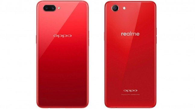 Oppo A3s vs Realme 1: Which Oppo phone is worth buying at Rs