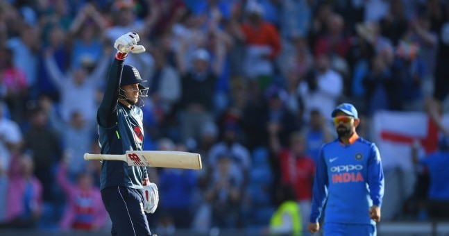 Sam Curran leads England's fightback against India