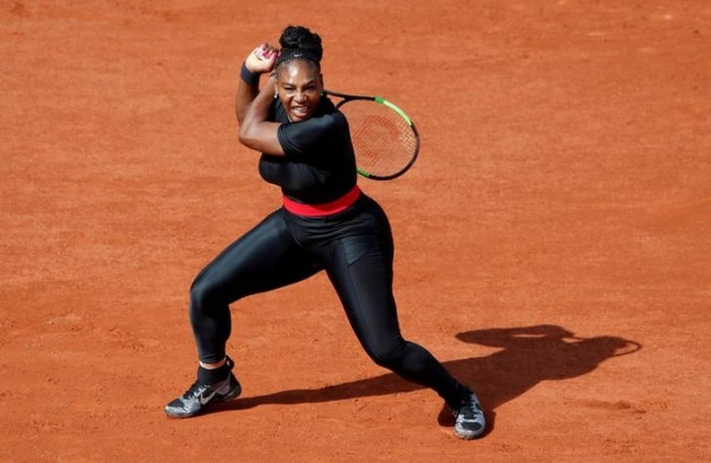 French Open Bans Serena Williams' Black Catsuit, Twitter Weighs In