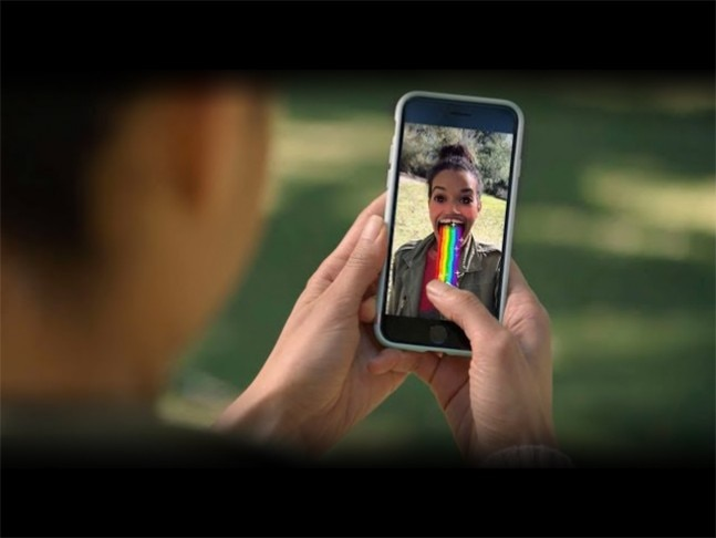 If you love putting filters on your selfie, you may have