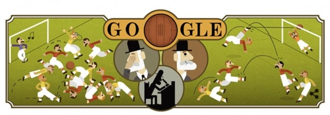Google Doodle celebrates Ebenezer Cobb Morley, the man who laid down