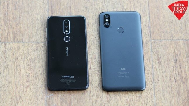 Nokia 6 1 Plus Vs Xiaomi Mi A2 One Packs A Punch The