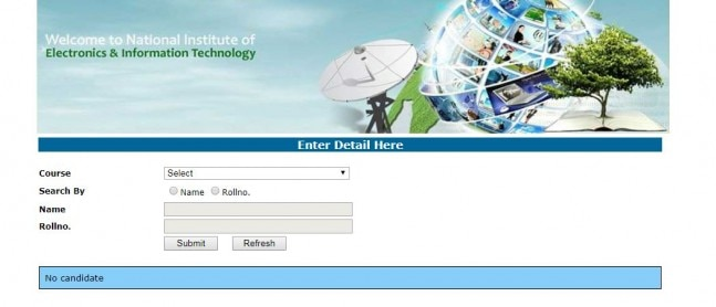 NIELIT announces the result of Course on Computer Concepts