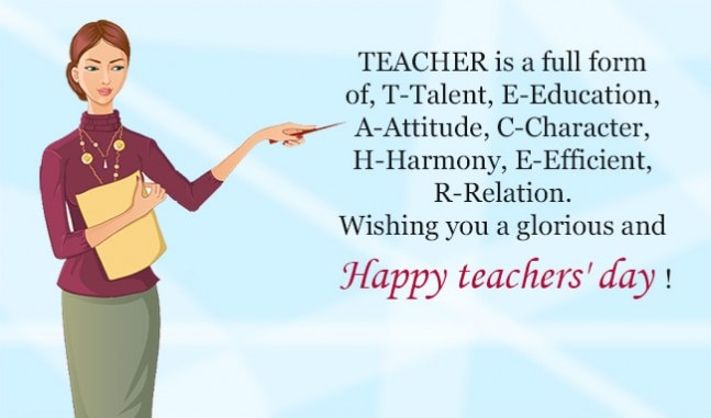 teachers day 2018 whatsapp and facebook messages