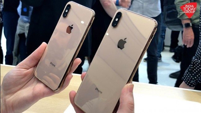 Iphone Xs Iphone Xs Max And Iphone Xr Launched Price Starts At Rs