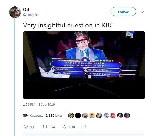 KBC 10: Amitabh Bachchan and the show trolled over question