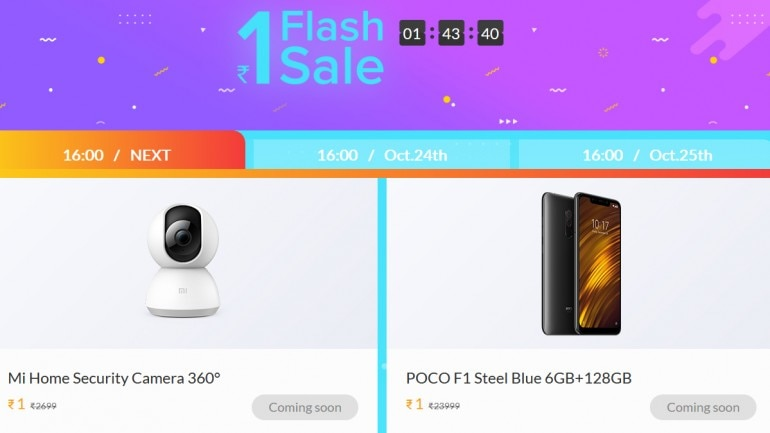 Diwali with Mi sale: Xiaomi offers some Poco F1, Redmi Note