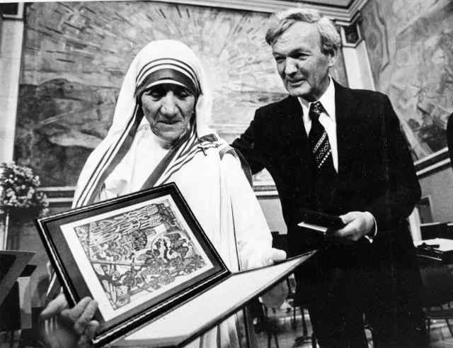 7 facts about Mother Teresa and why she won the Nobel Peace Prize -  Education Today News