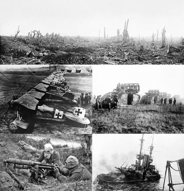 5 worst wars in history - Education Today News