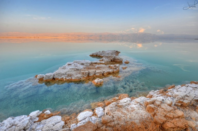 Do you know you can't drown in dead sea? Here's why