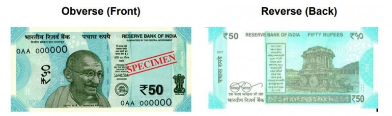 From ₹2000 note to all new ₹20 note: Here's how Indian