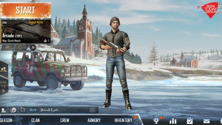 A beginners guide to PUBG MOBILE: Chicken Dinner, Blue Circle