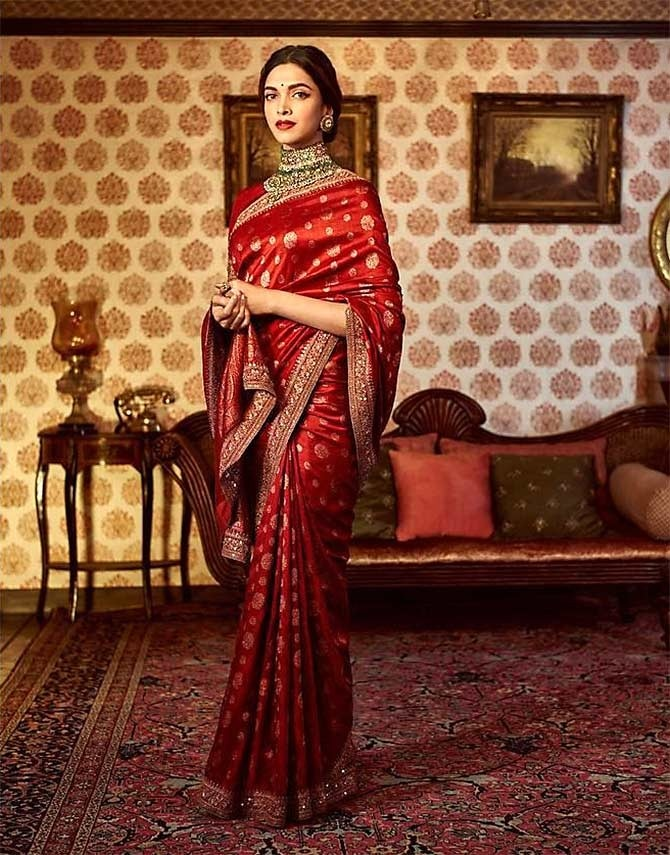 Aishwarya wears to Ambani wedding what BFF Deepika once wore