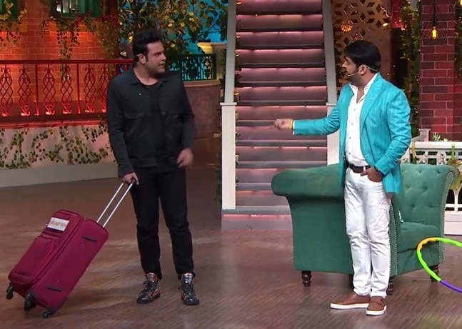 What an entertainer! The Kapil Sharma Show receives a