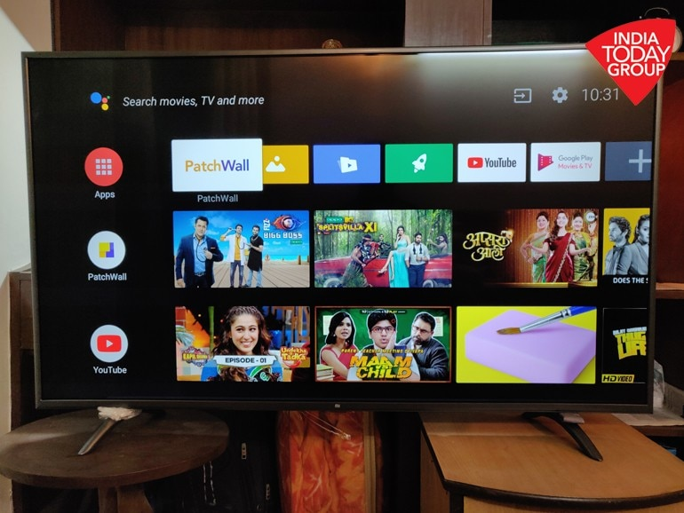 Xiaomi Mi TV 4X Pro 55-inch quick review: Subtle changes