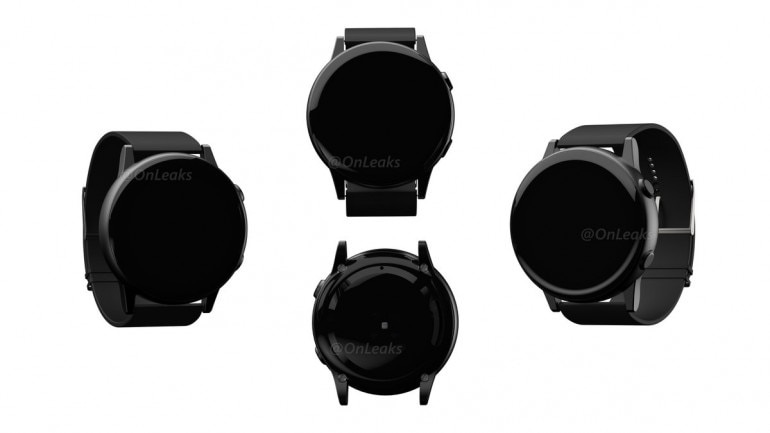 Samsung Galaxy Sport smartwatch renders suggest smooth, non