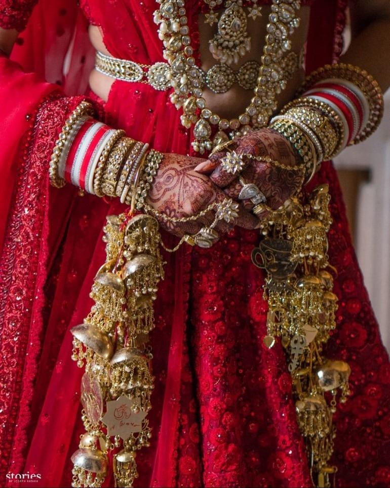 Priyanka Chopra customised her wedding kalira and it is a tribute ...
