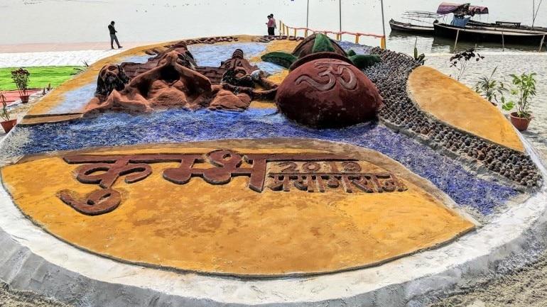 Image result for kumbh mela 2019