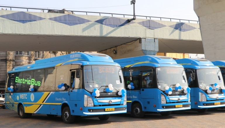 Tata Motors to supply 80 electric buses to West Bengal
