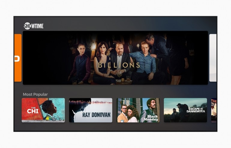 Apple isn't targeting Netflix with Apple TV+, it is trying