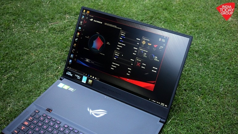 Asus ROG Zephyrus S GX701 review: A great looking gaming laptop with