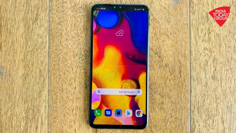 LG V40 ThinQ review: The best from the LG but its best is