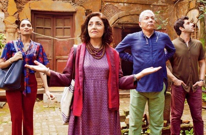 Made In Heaven: Tara Khanna's fashion is the heart of the new Amazon