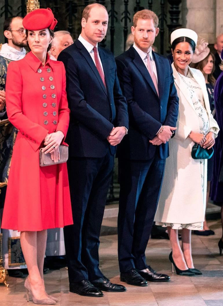 Queen made Meghan Markle and Prince Harry split from William