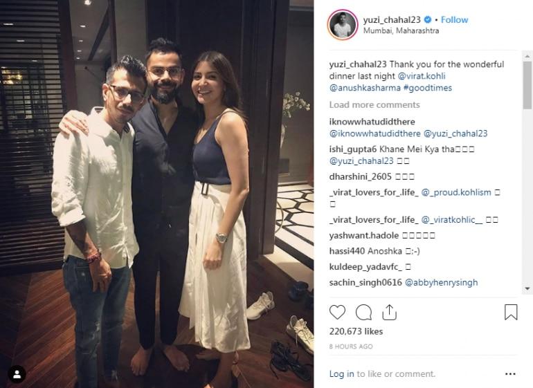 IPL 2019: Virat Kohli's latest photo on social media goes
