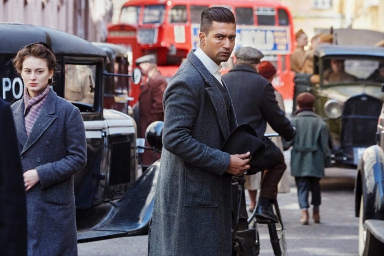 Vicky kaushal in upcoming film sardar udham singh
