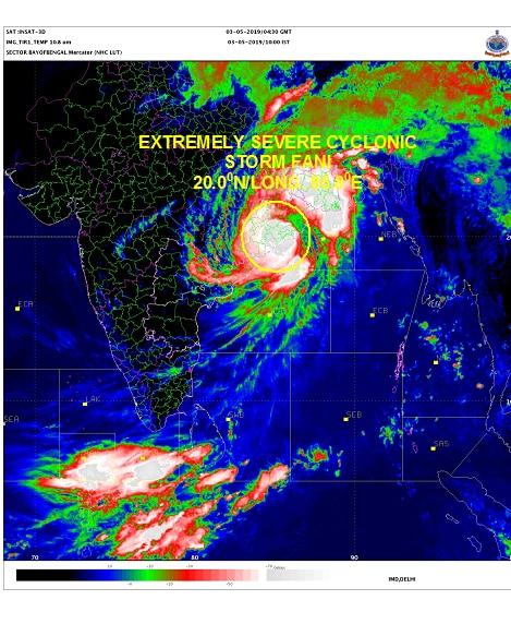 Cyclone Fani Updates: IndiGo cancels flights from Kolkata