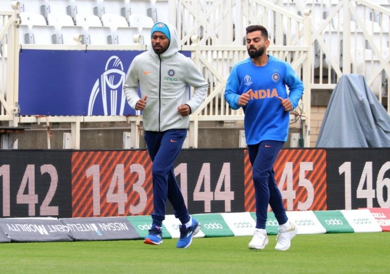 India (IND) vs New Zealand (NZ) Highlights, ICC World Cup 2019